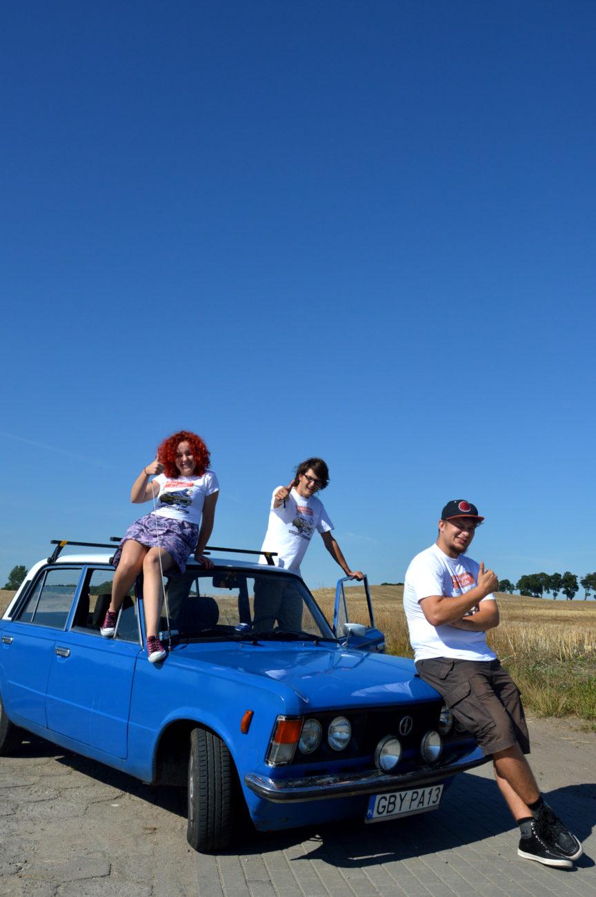 Czym podróżujemy Fiat 125p