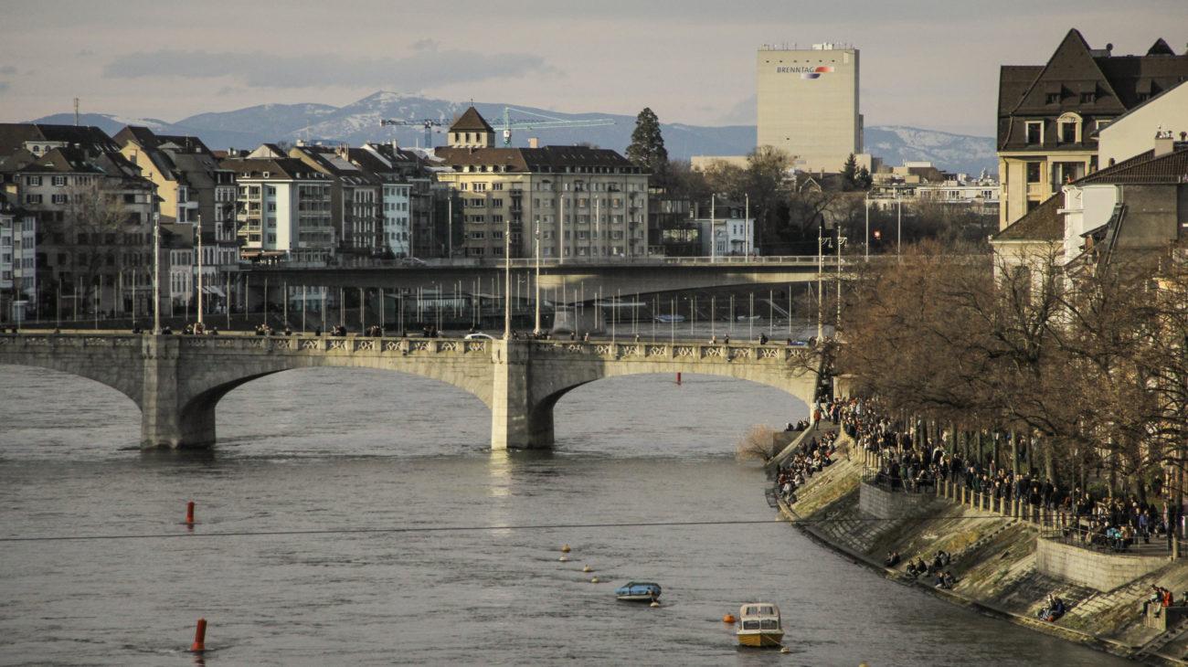 Bazylea most