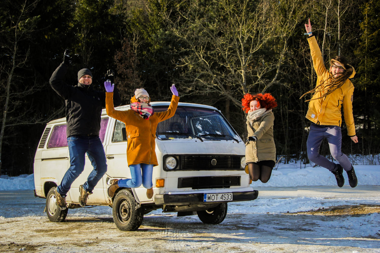 VW T3 eurotrip
