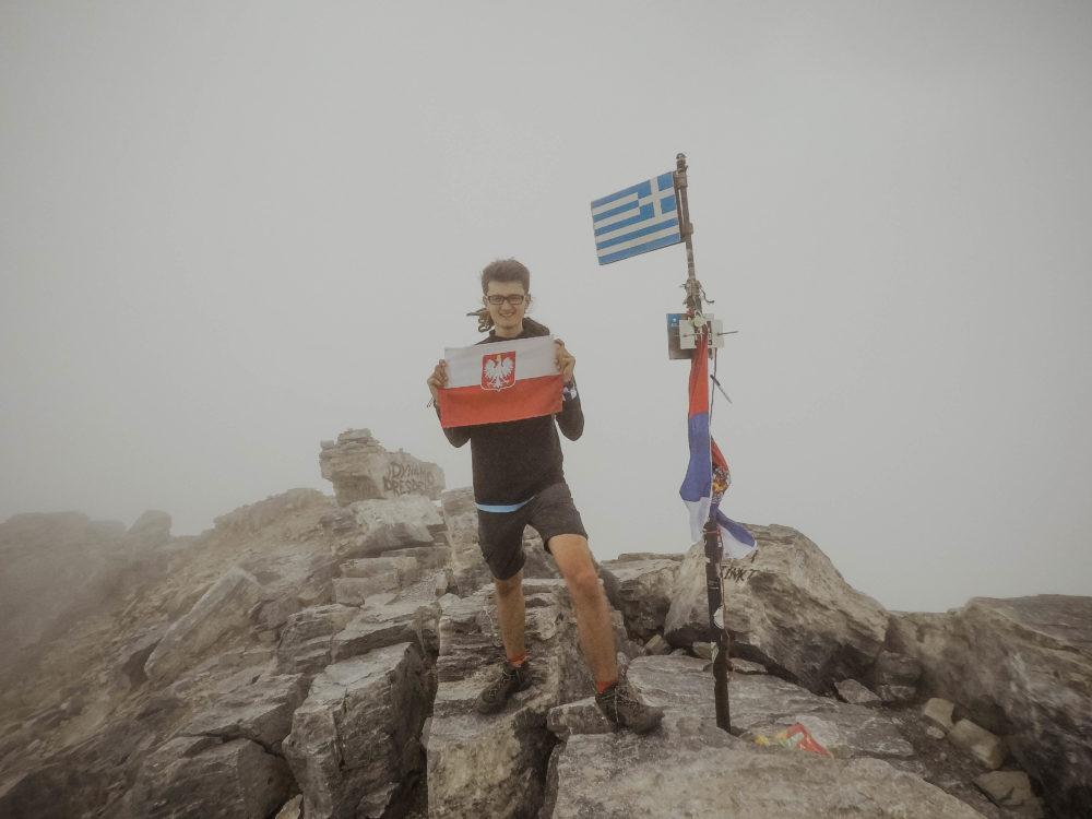 Bałkany - Olimp