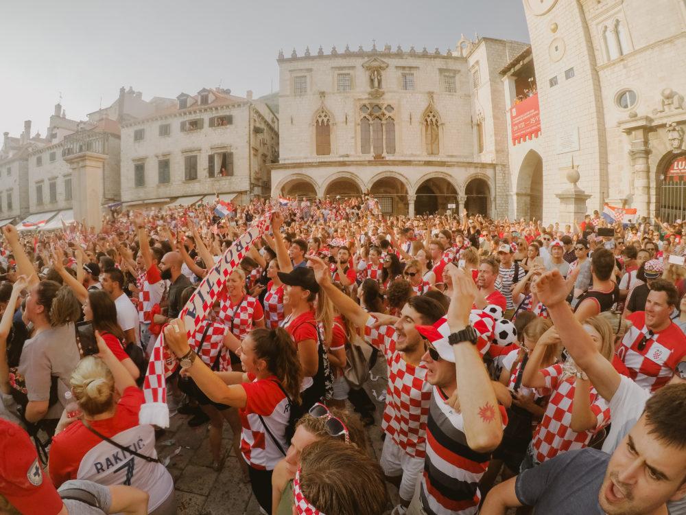 Chorwacja - Bałkany - Mundial - Finał